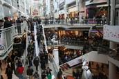Shopaholic's Paradise