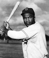 Jackie Robinson  in the 1900s