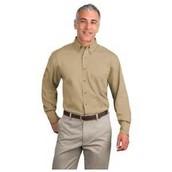 Shirt and Khakis