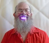 your mouth will glow all difrent colors !!!