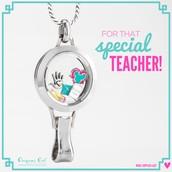 Teacher Appreciation Gift Locket