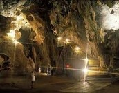 Visit our caves!