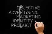 22.7% advertisements and marketing