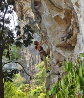 You can Rock Climb!