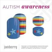 Brand New Autism Awareness Wraps!
