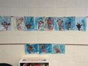 Reindeer From Art Class!