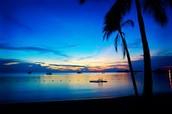 Jamaica has gorgeous sunsets & sunrises!