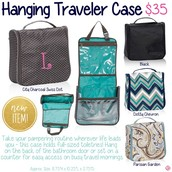 Hanging Traveler Case