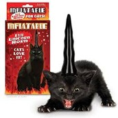 Inflatable cat horn-$19.15