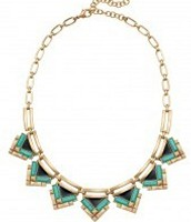 Zia necklace; Orig. $69/ Sale $34.50