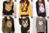 Girl Sweatshirts