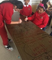 Writing on Tables!