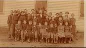 School Kids In The Early 1800's