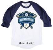'4-Peat' Baseball Champion Shirts