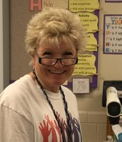 Ms. Wolff- Staff Member of the Week!