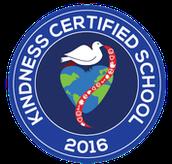 Kindness Certified School!