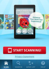 Go on a quest for cool books! Use The Book Fair App!
