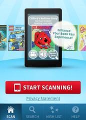 """Go """"Wild"""" With Books! Use The Book Fair App!"""