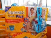 Huggies Classic Plus