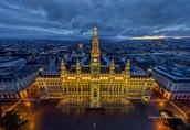 Vienna Austria's capital.