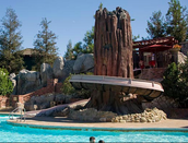 Pools and Water slide