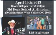 Doyle Lawson & Quicksilver April 19th at 7pm