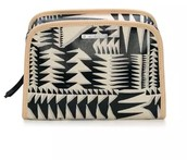Tribal beauty bag
