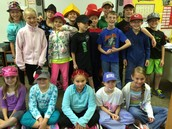 Hats Off To Lincoln School