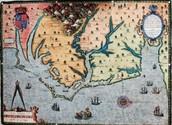 Americae pars, Nunc Virginia