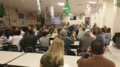The annual Fall Banquet was a great success!