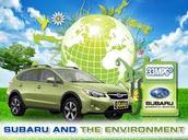 Subaru and the Enviorment