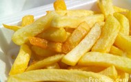 Homemade French Fries   $2