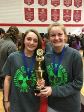 SCIENCE OLYMPIAD TEAMS ADVANCE TO STATE