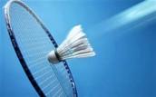 J'aime jouer de badminton