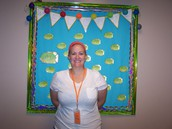 Mrs. Jennings- Instructional and Recess Assistant