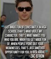 Zac Efron!