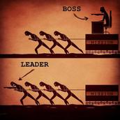 Like a Boss? Or like a Leader?