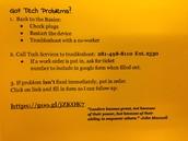 Got Tech Problems?