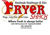 Our shop has the best steak burgers in town !