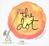 """""""The Dot"""" by Peter H. Reynolds"""