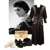 Coco Chanel's Line