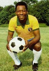 Things Pele has done to the world