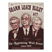 1999 Gramm-Leach-Billey Act