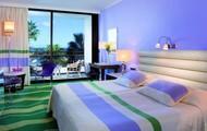 Seaside Hotel Room