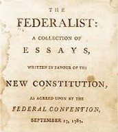 The authors of the federalist papers were convinced that