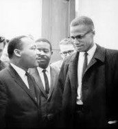 Whose philosophy made the most sense for America in the 1960?s- MLK or Malcolm X?