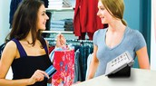 TALK TO RETAIL ASSISTANTS