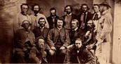 The provisional government led by Louis Riel: