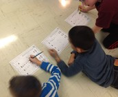 Composing music with our group