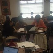 CIC Leadership Training with Region 10 at JP Starks